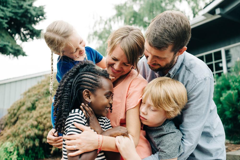 The Family Narrative. Photo by  Posy Quarterman