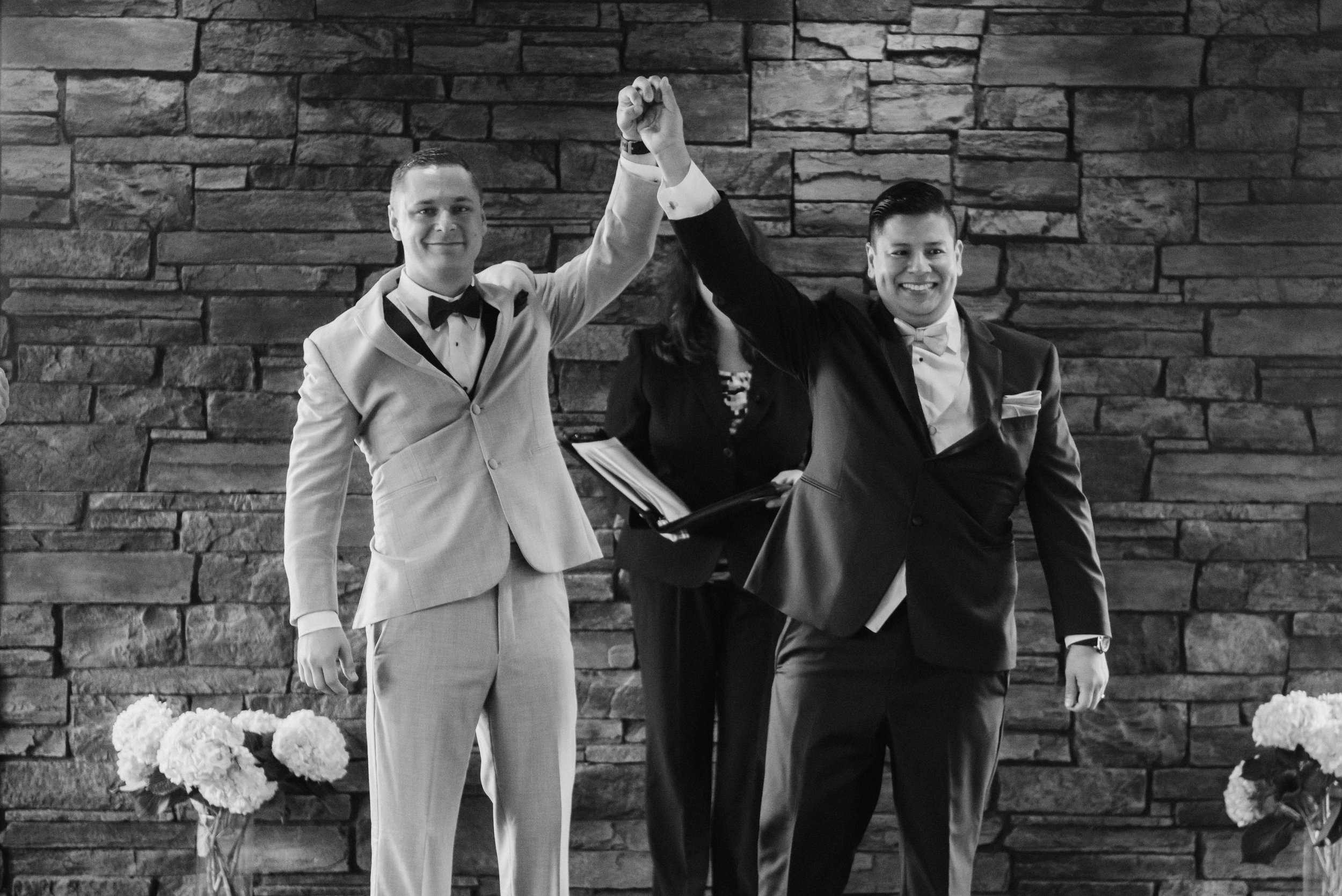 LGBTQ Wedding in Milwaukee Wisconsin by Roost Photography