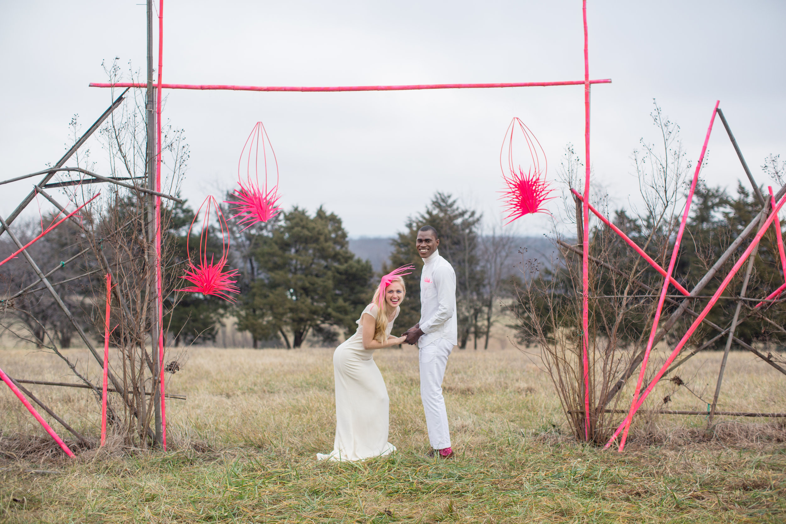 Charlottesville Virginia Wedding Inspiration Styled Shoot