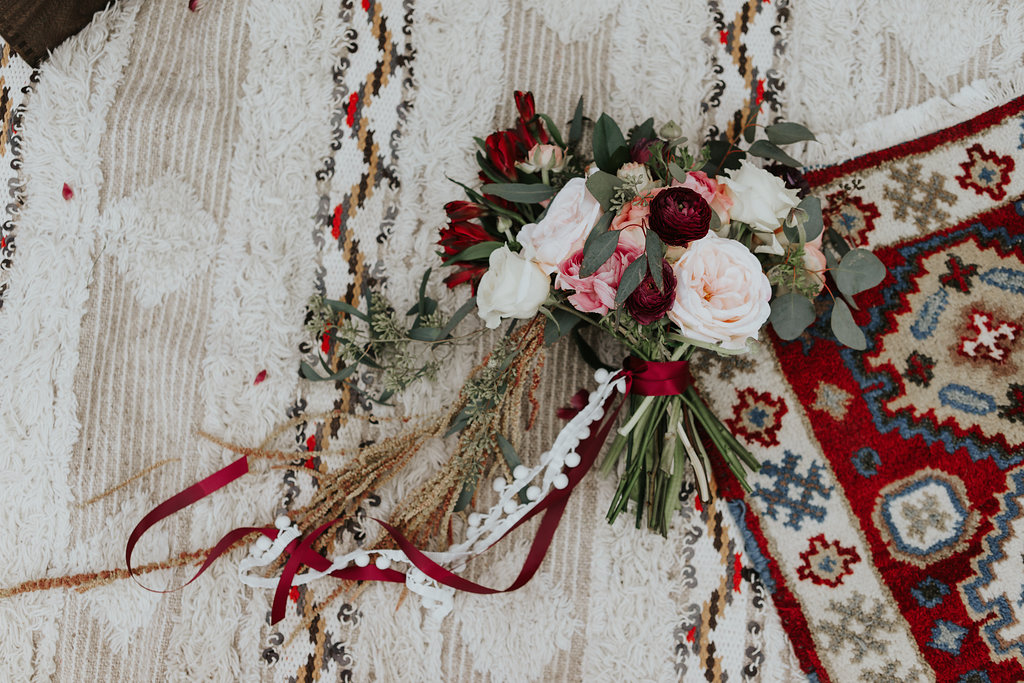 SCULPTED FILMS and SCULPTED FLORALS Bohemian Inspiration