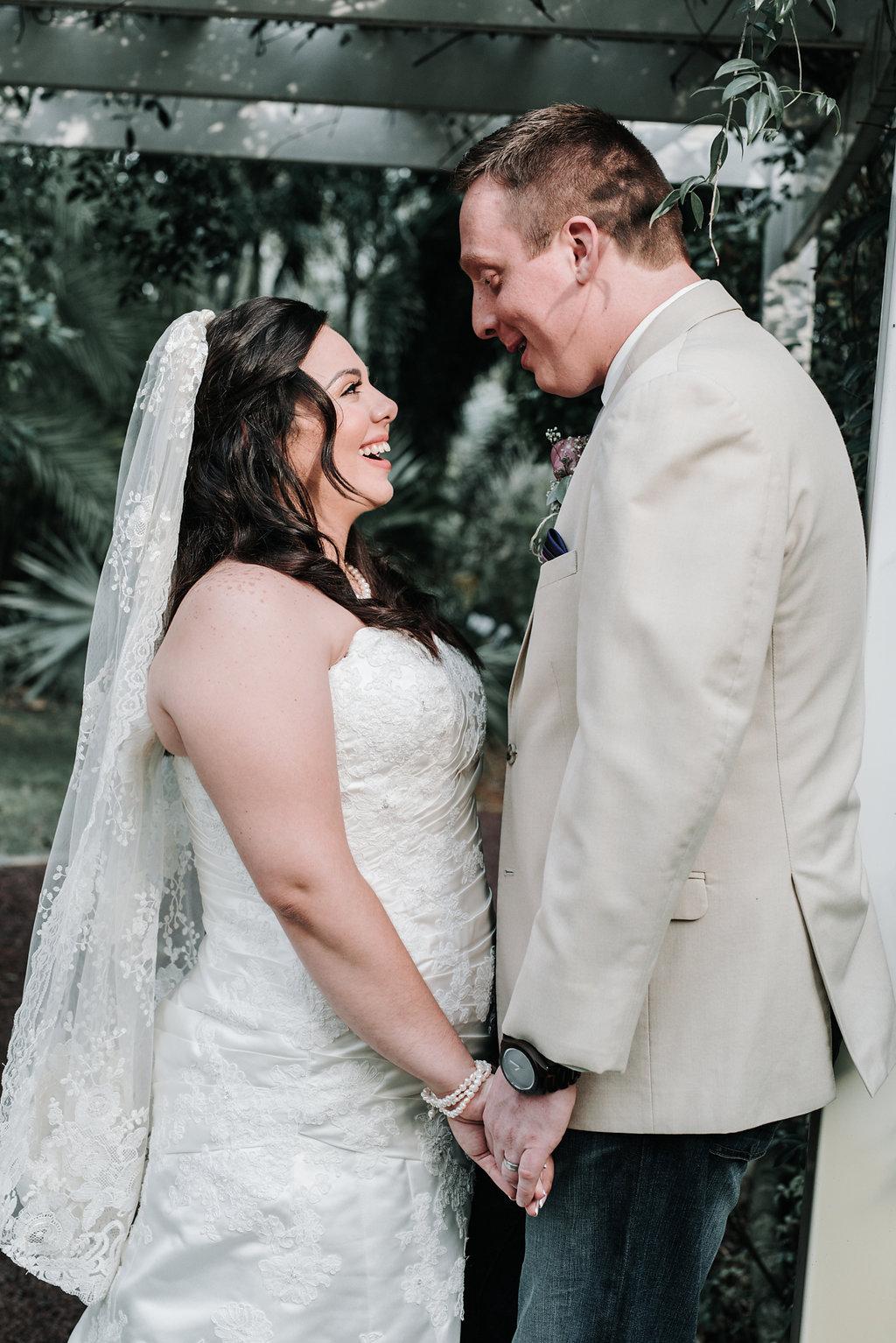 Lindsey Morgan Green Florida Wedding