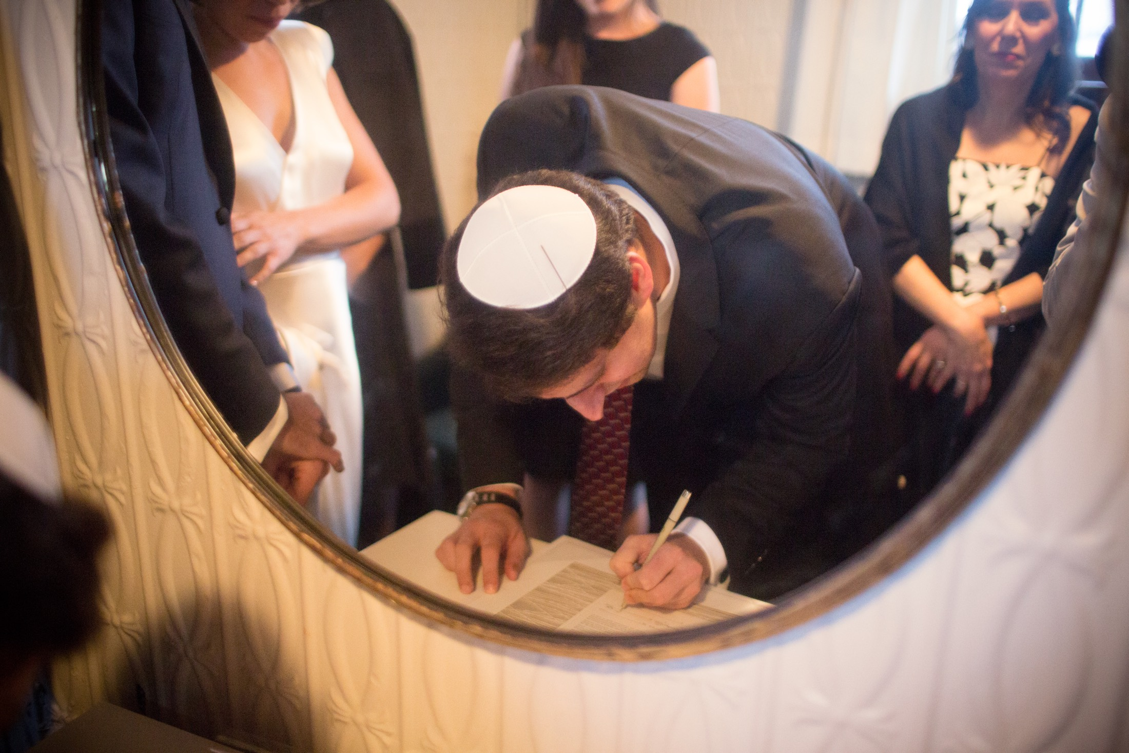 The ARQ Wedding Guide Jewish Customs