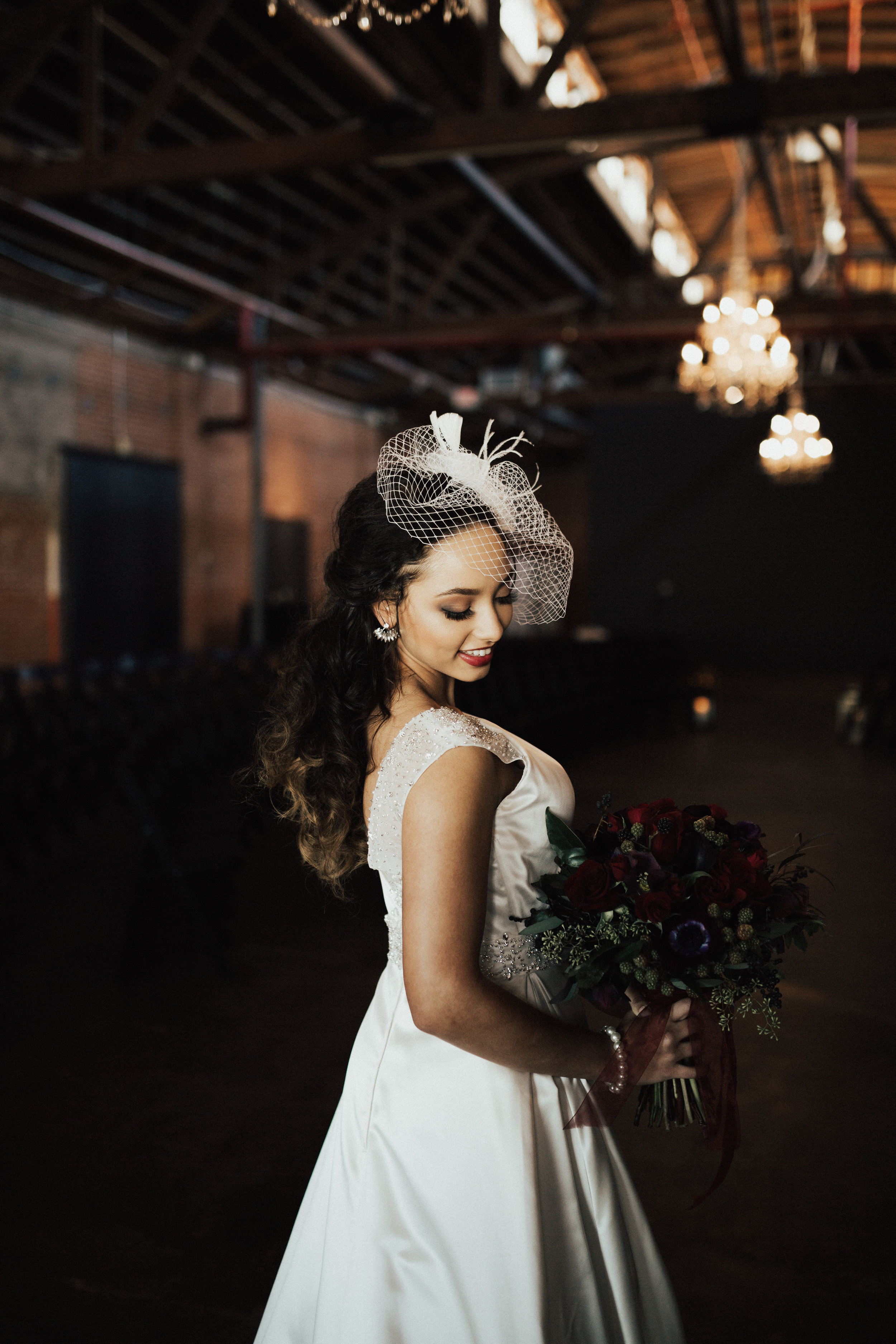 Photo by  KSL Wedding  and  Molly McPhoto