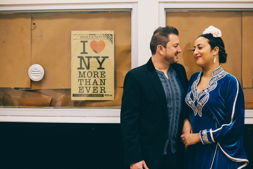 Story & Gold Weddings Friday the 13th Elopement