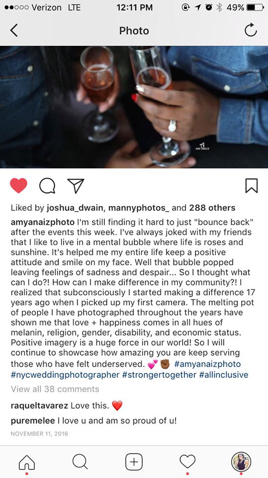 Amy Anaiz Photography Instagram