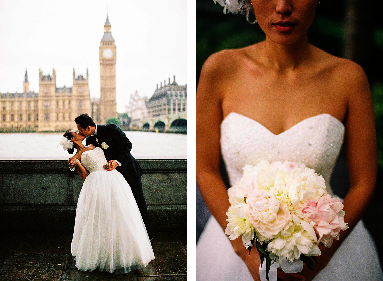 London Wedding by Becky Bailey Photographer