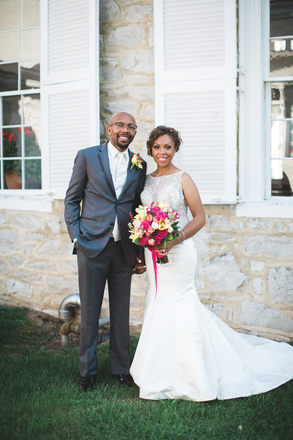 Vintage Wedding at the West Virginia State Fair Grounds by Jasmine White Photography