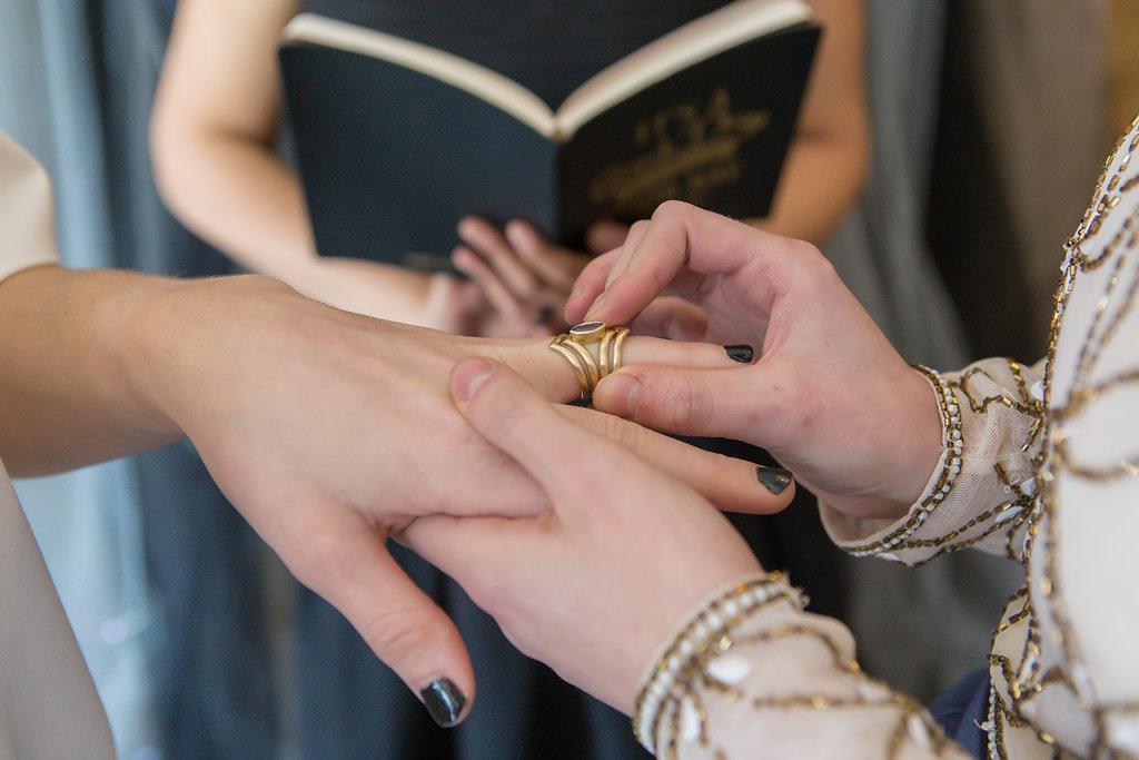 Soirée & Cabernet Events Kate Alison Zodiac Wedding New York