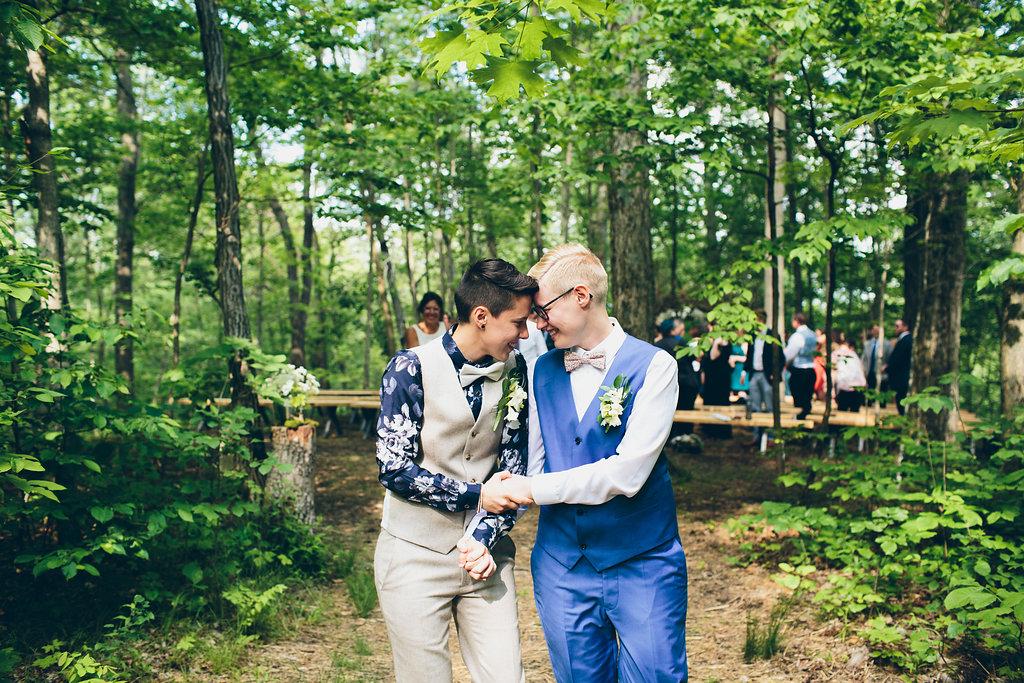 Cassandra Zetta Cincinnati Ohio LGBTQ Wedding