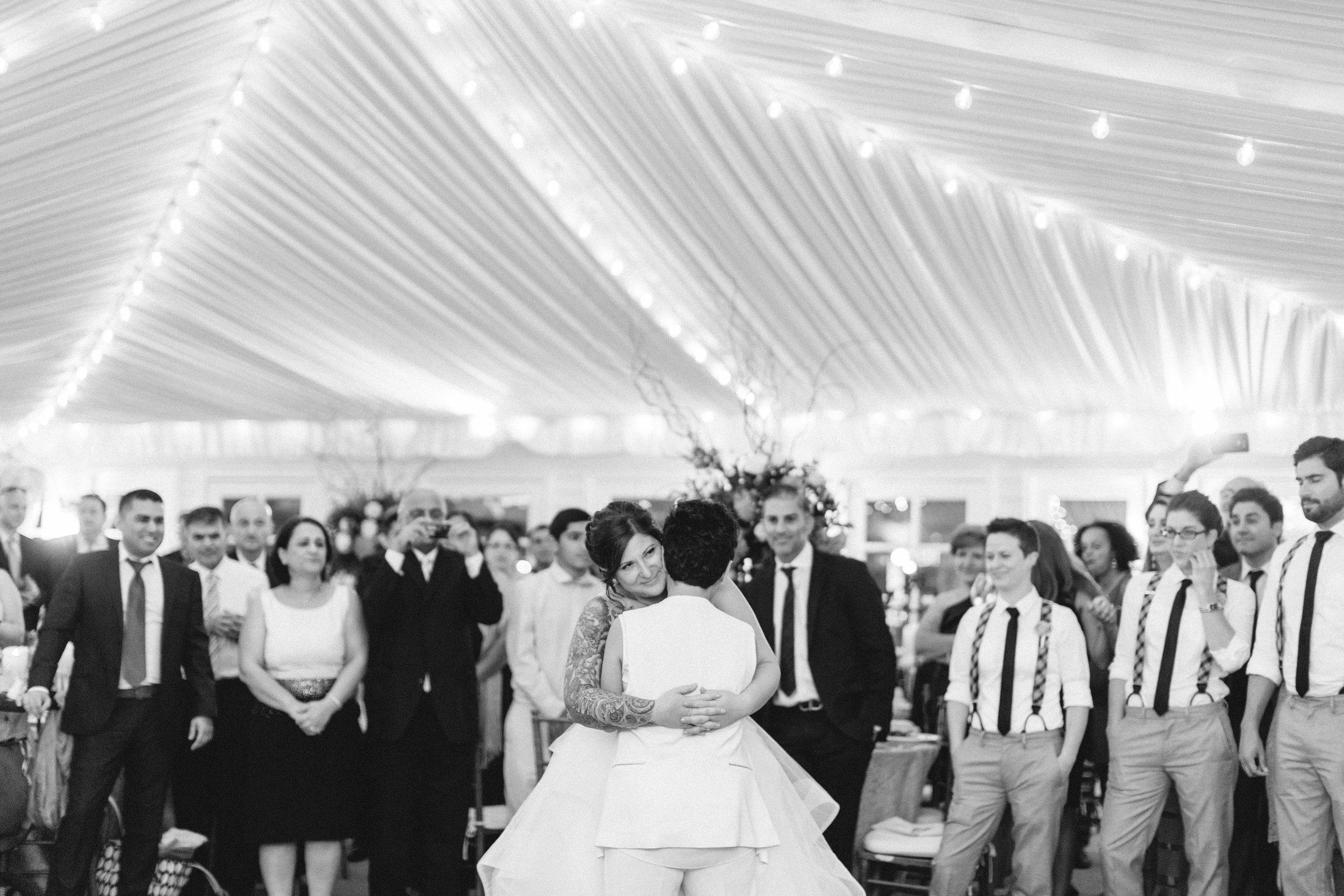 Love by Serena Sugarloaf Mountain LGBTQ Mountain Wedding