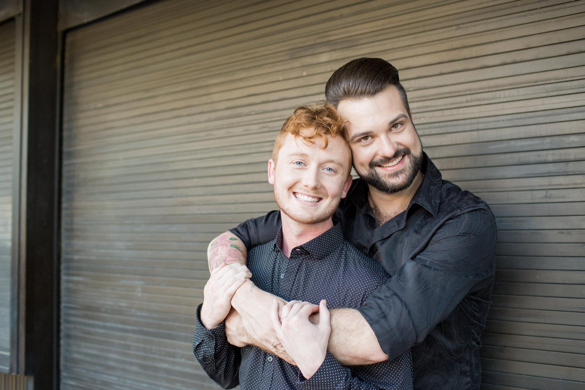 Jessica Hunt Photography LGBTQ Engagement in South Carolina