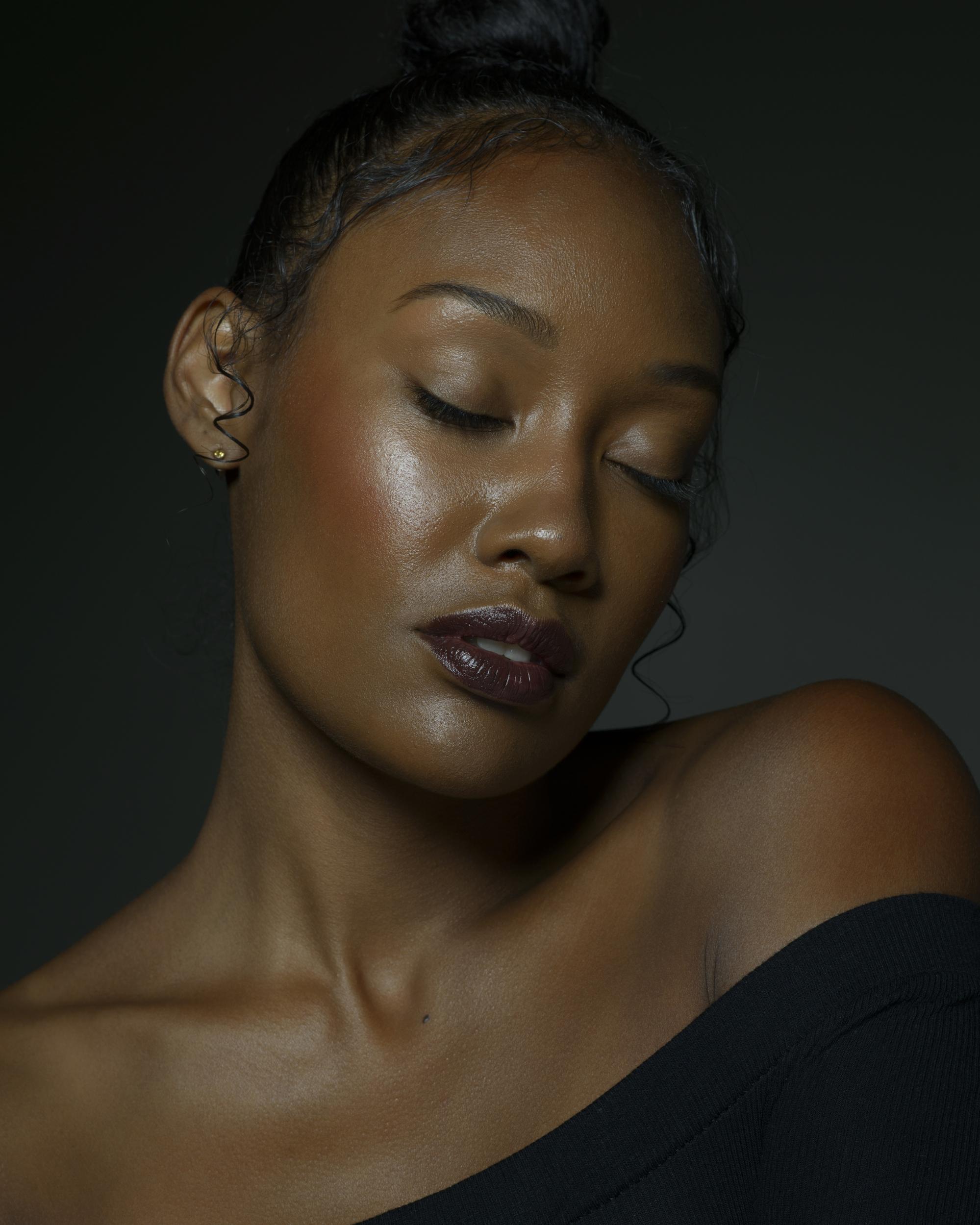 Photo by  Natasha Johnson ; Makeup by  Brittney Taylor