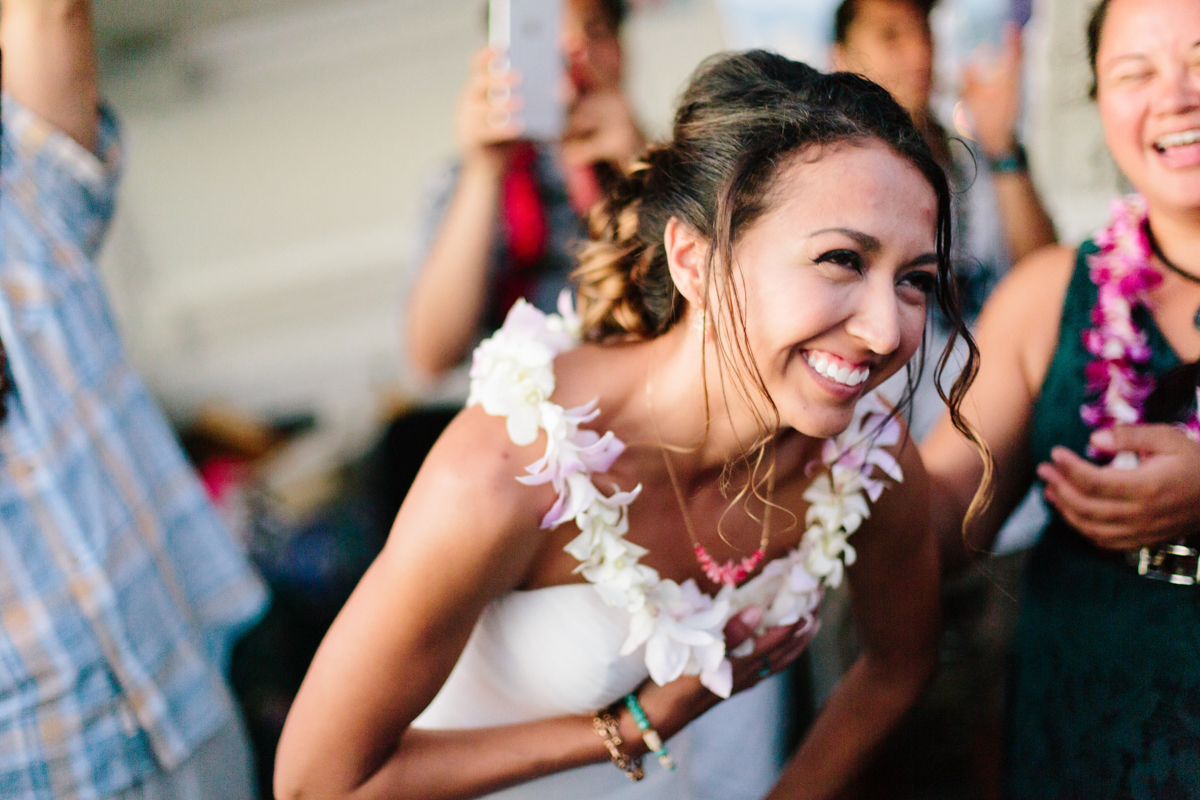 beautiful same-sex wedding in Hawaii