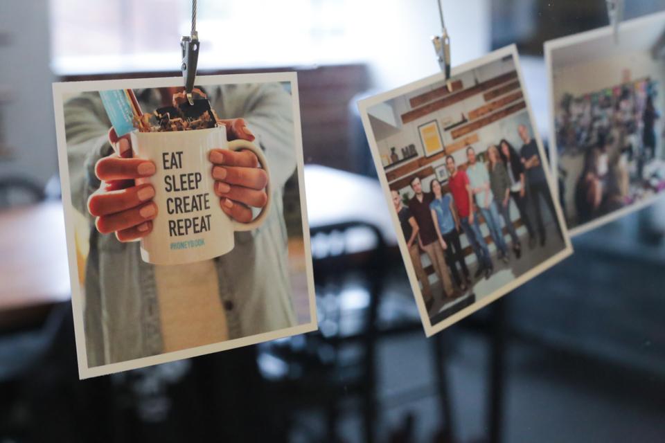 Photo from HoneyBook headquarters by  Rebecca Aranda