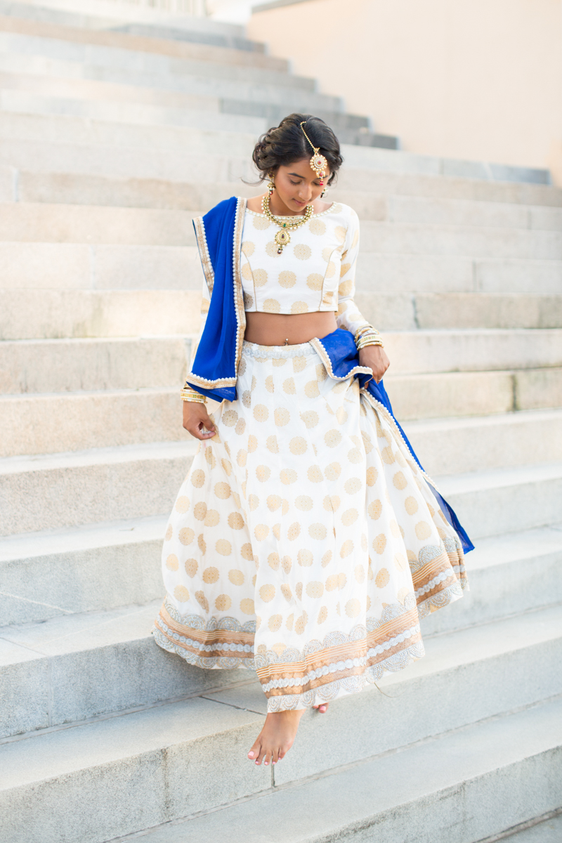Indian bride style