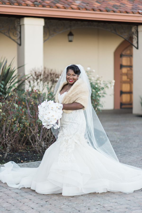 New Year's Eve Bay Area Wedding at Ruby Hill Winery by B. Jones Photography