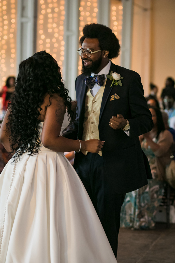 Wedding at 701 Whaley in Columbia South Carolina by Lavish Moments Photography