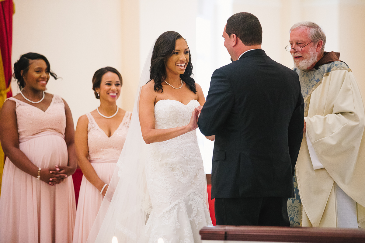 mount vernon ballroom wedding ceremony