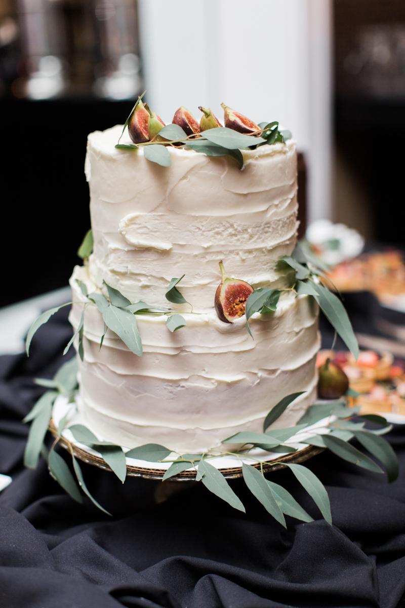 Saint augustine wedding wedding cake