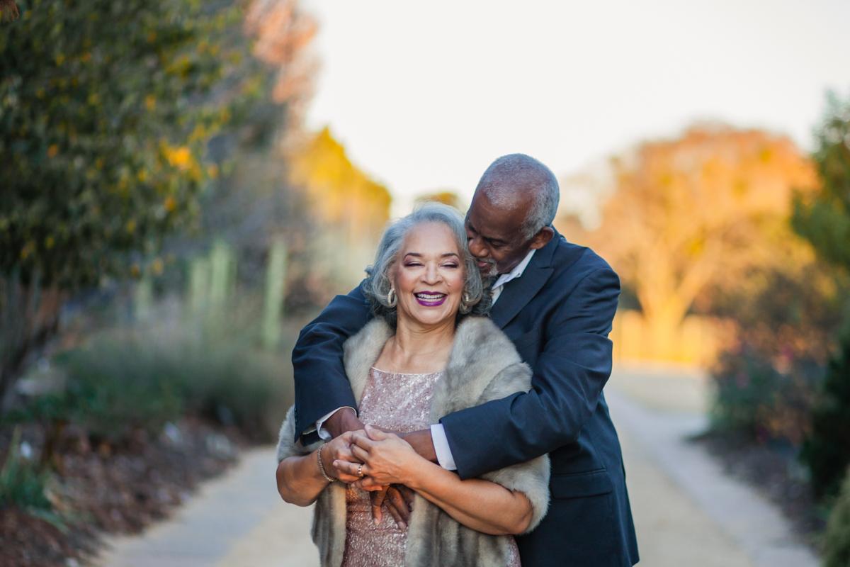 47 years of amazing photo shoot amber robinson couple on path