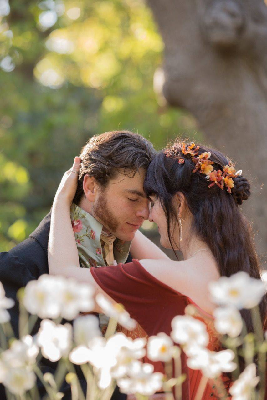 Josh and Holly's Renaissance Faire Wedding