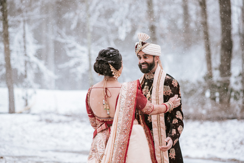 Charmi Patel Peña Photography Camelback Lodge Poconos Pennsylvania New Jersey and New York Indian Wedding