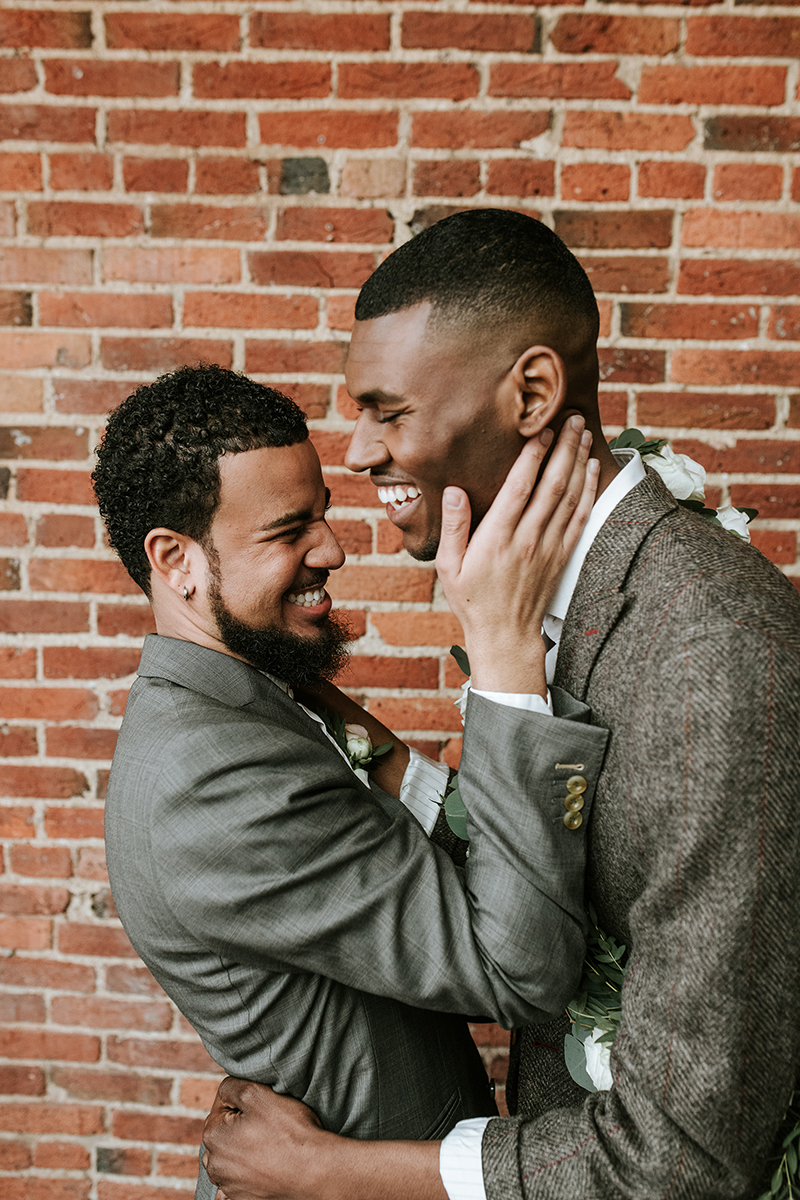 baltimore photo shoot candid embrace laughing