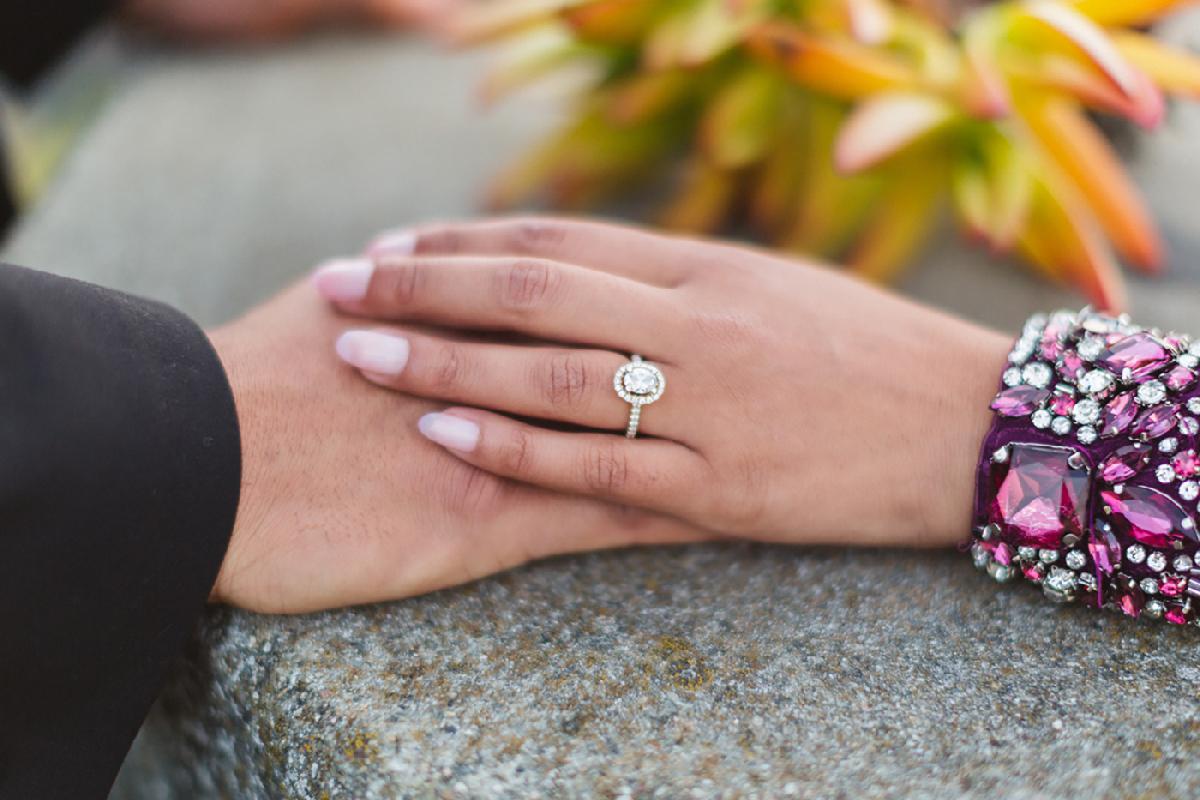 A Fijian-Mexican wedding Engagement Shoot in Oakland California by Zoe Larkin Photography