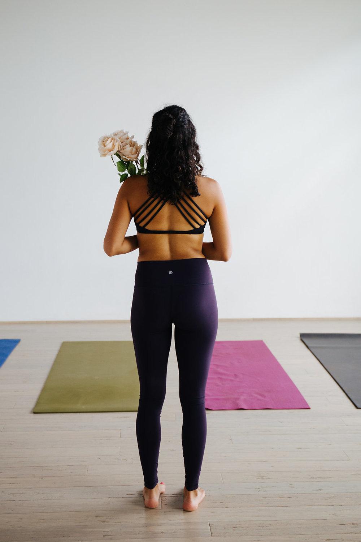 Lilia Karimi WedWell Yoga and wellness for wedding planning
