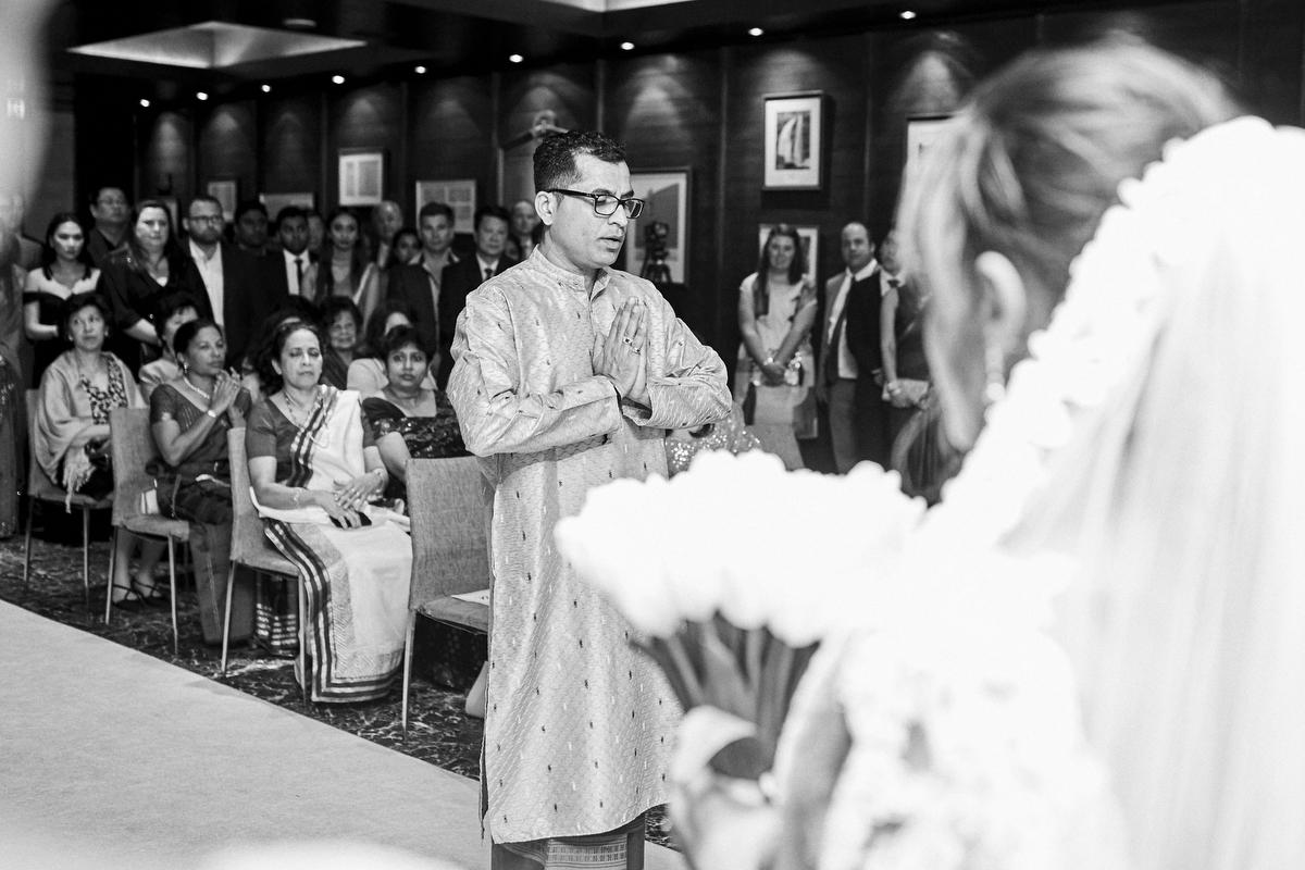 sri lankan, chinese, and harry potter wedding sydney australia sri lankan ceremony