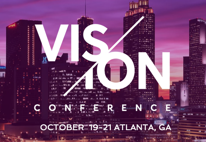Vision Conference October 19-21 Atlanta, Georgia