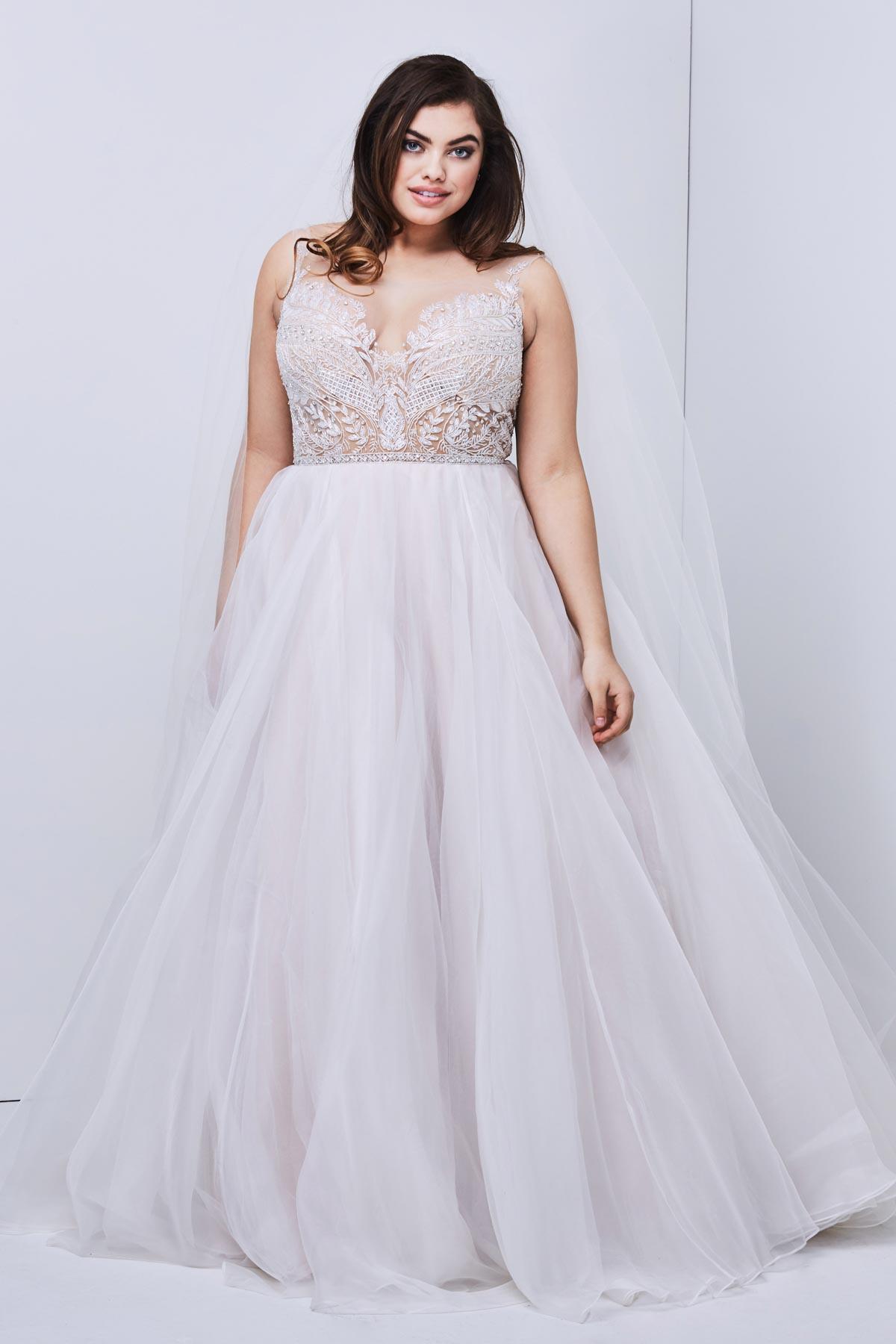 Mihr Wedding Dress by Watters
