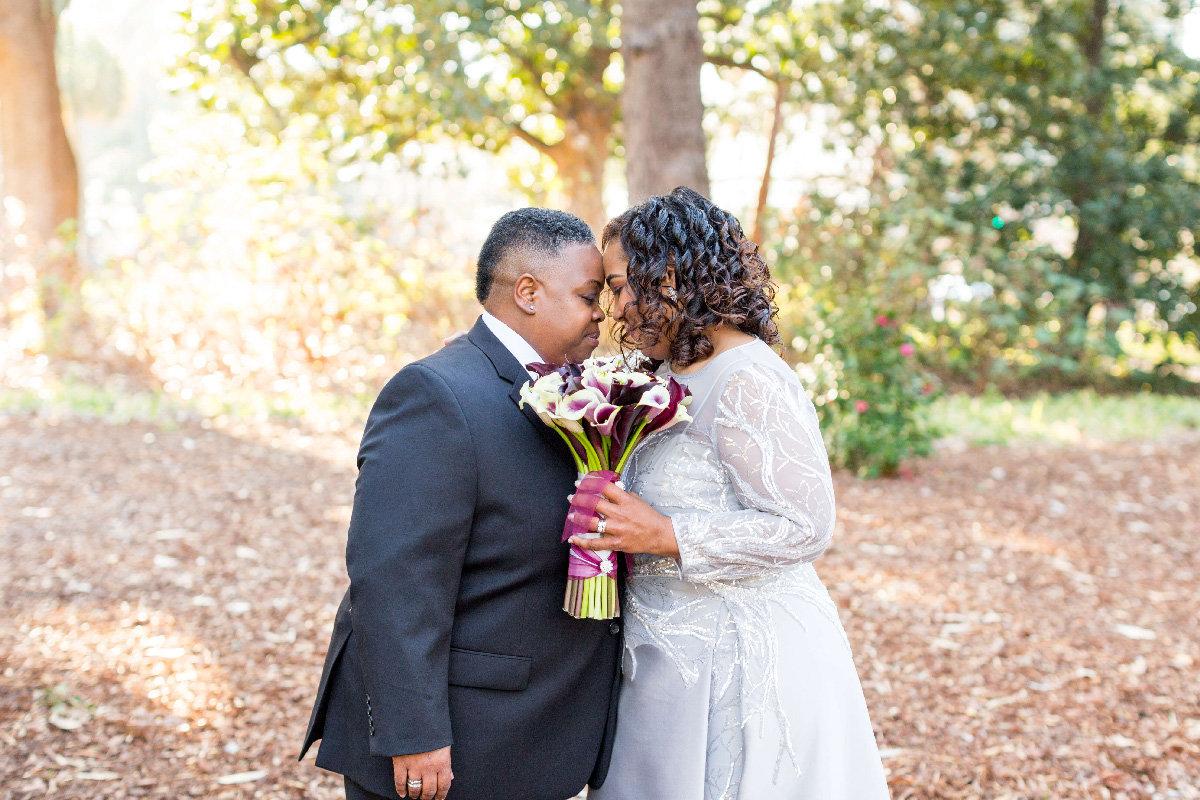Columbia South Carolina LGBTQ Wedding Photographer Jessica Hunt Photography