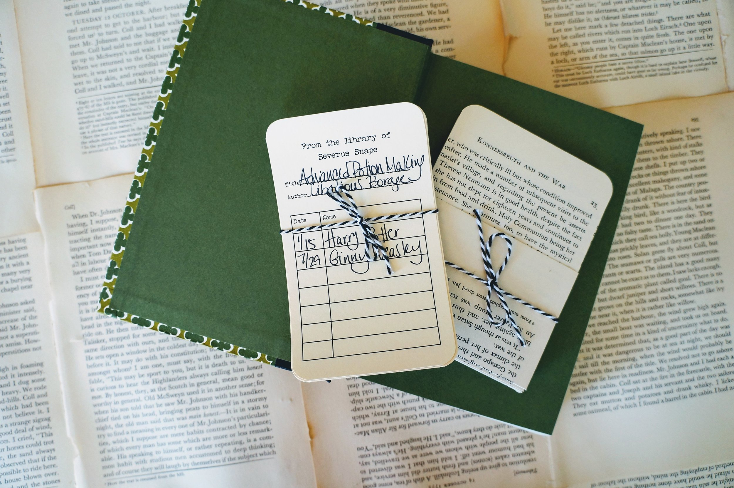 Custom Bookplates by Bookology Co.