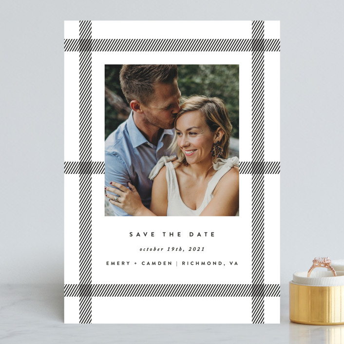 Keepsake Save the Date by Carly Reed Walker