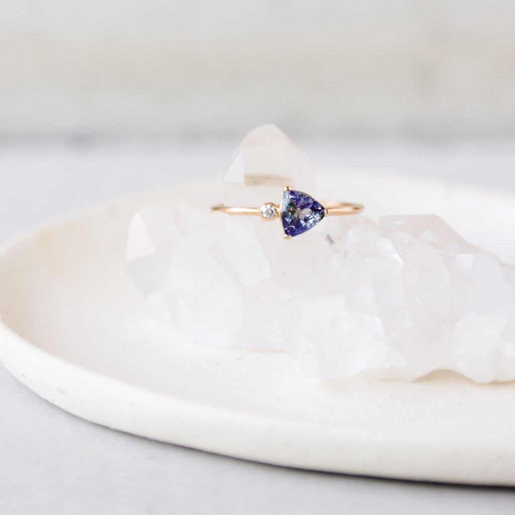 Direction ring by Elaine B Jewelry