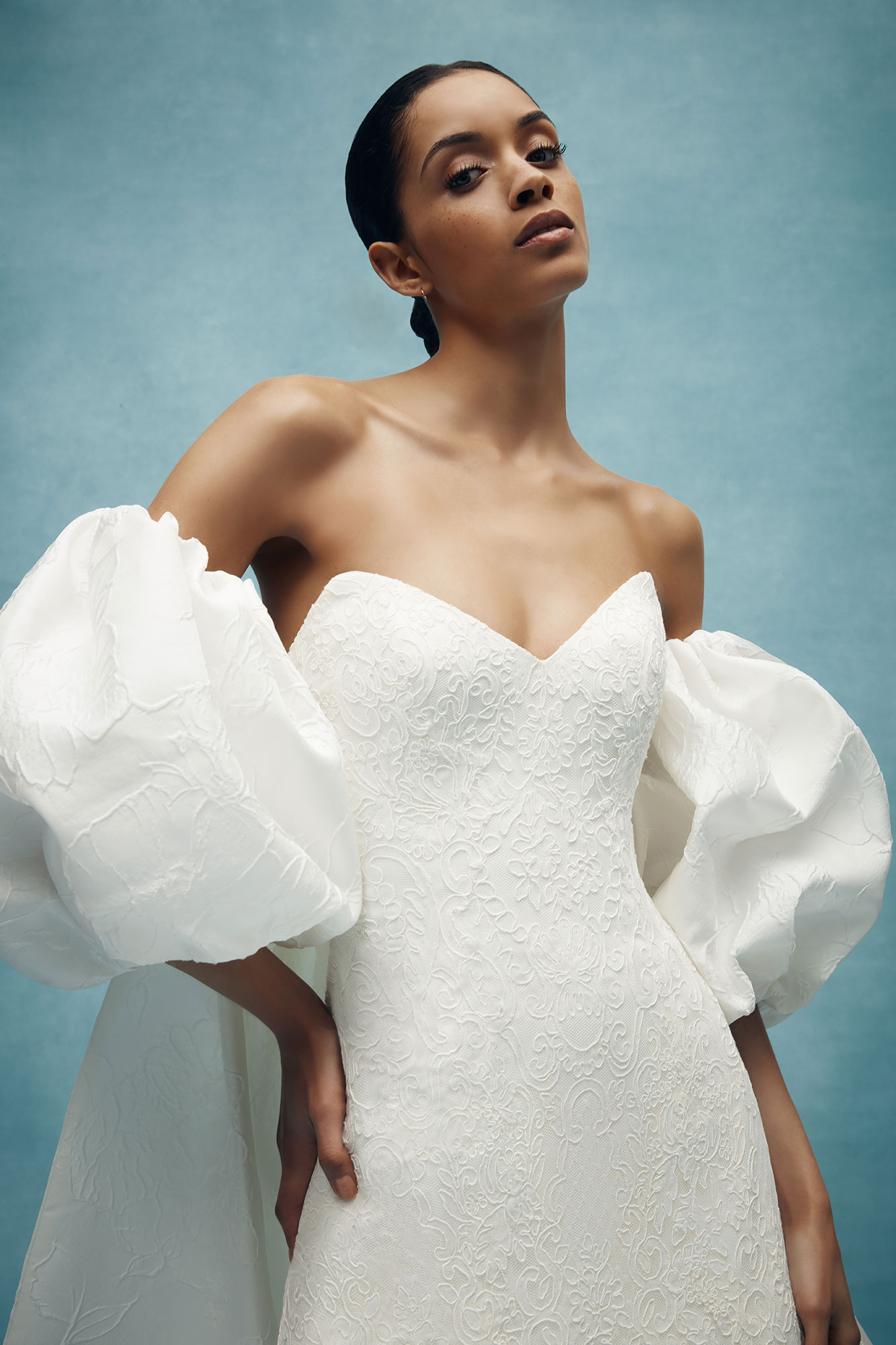 Anne Barge SS 2020 Bridal Collection from NYBFW