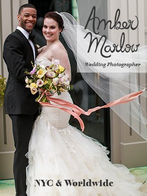 Amber Marlow Wedding Photographer - NYC &Worldwide