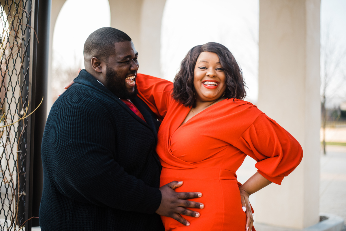 longwood gardens engagement kennett square pennsylvania sgw photography laughing candid embrace