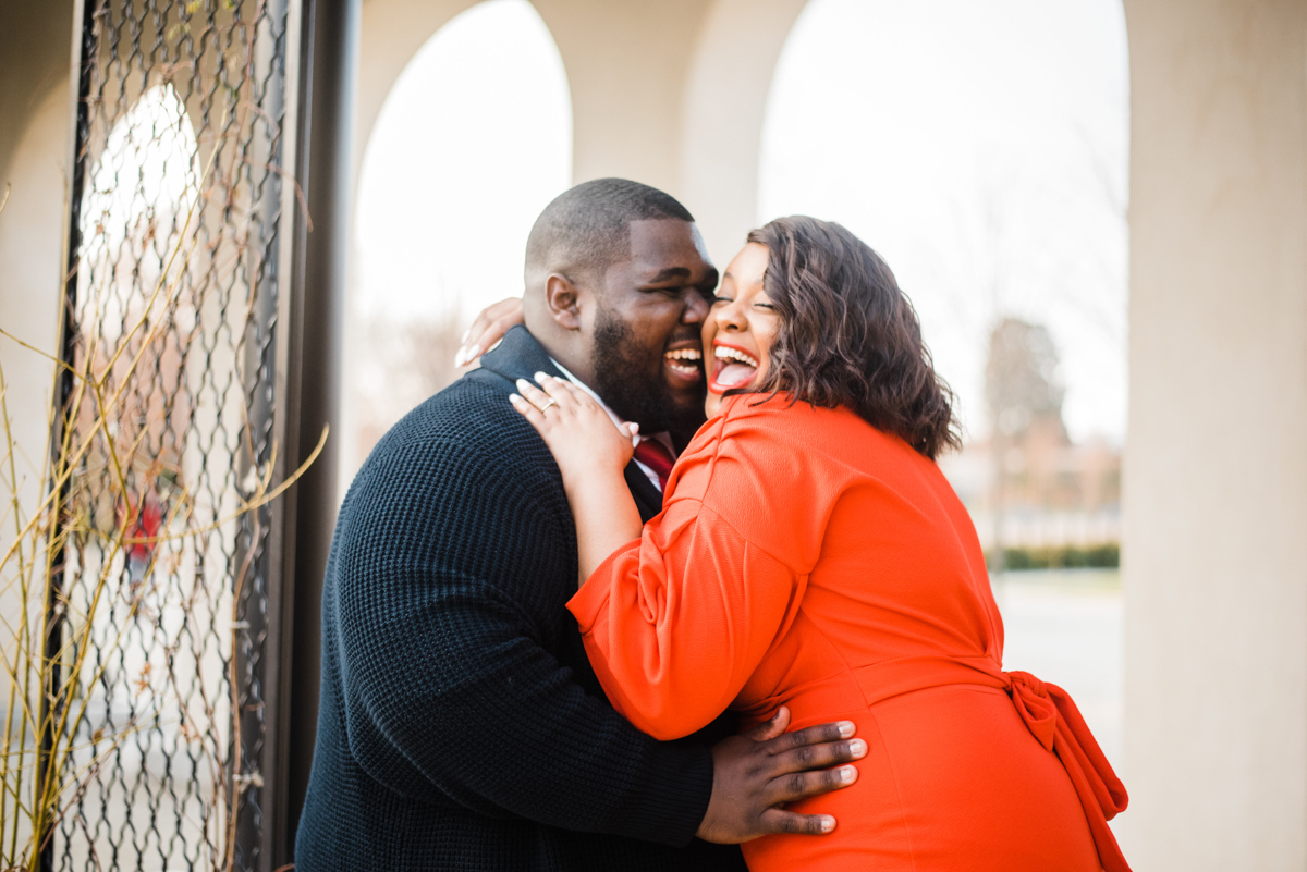 longwood gardens engagement kennett square pennsylvania sgw photography laughing candid