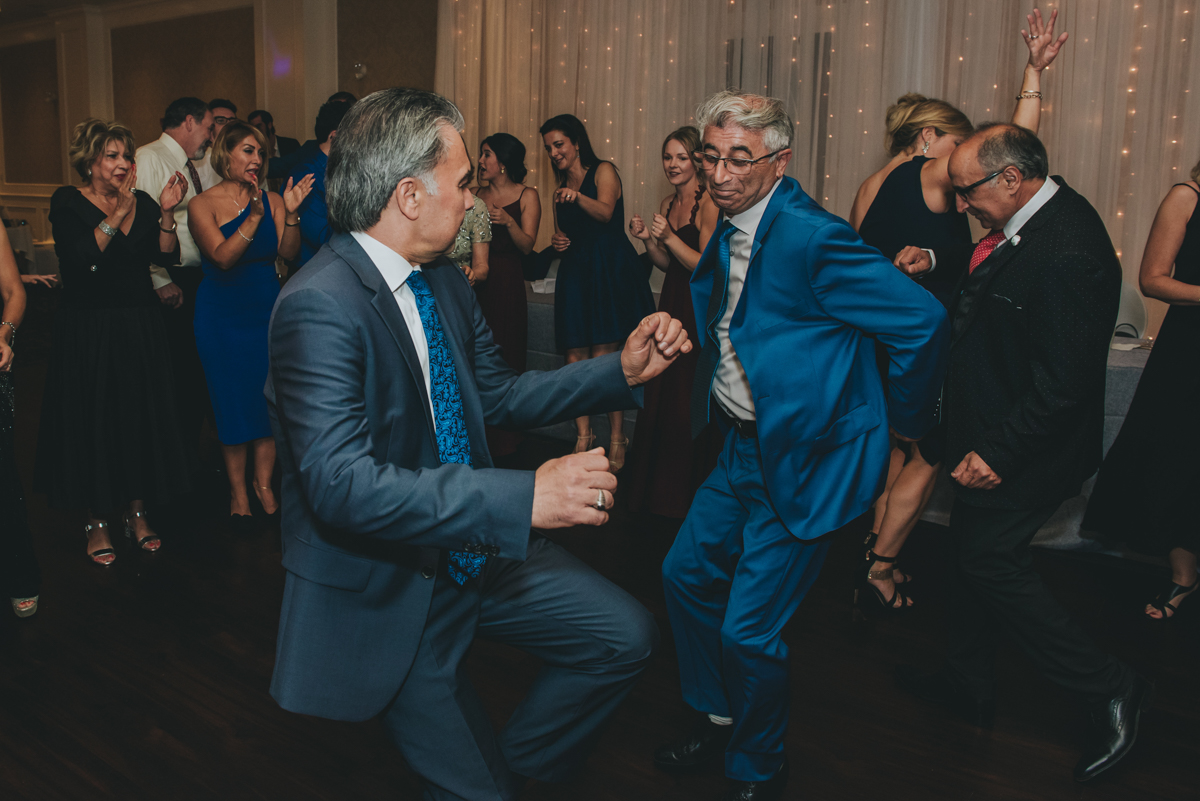 Persian-Canadian Wedding Innocent Thunder Photography Sooke Victoria Canada guests dancing