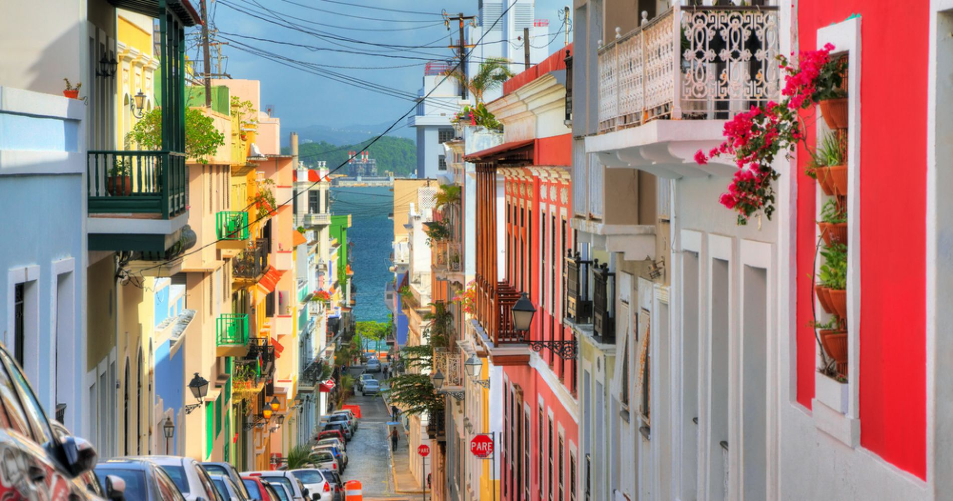 Food and culture honeymoon experience in San Juan Puerto Rico
