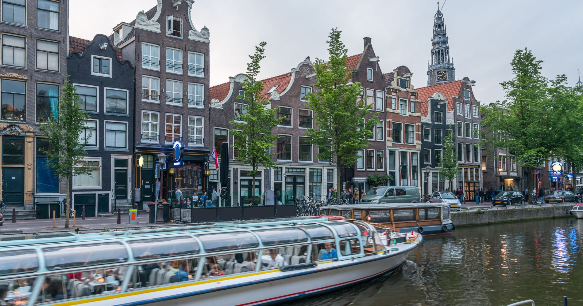 four-course dinner cruise honeymoon experience in amsterdam