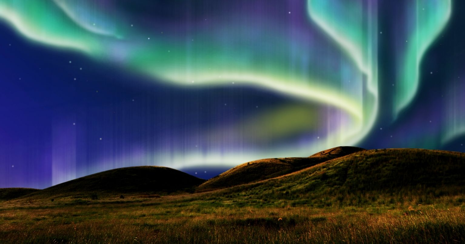 sail to see the northern lights off the coast of Iceland honeymoon experience