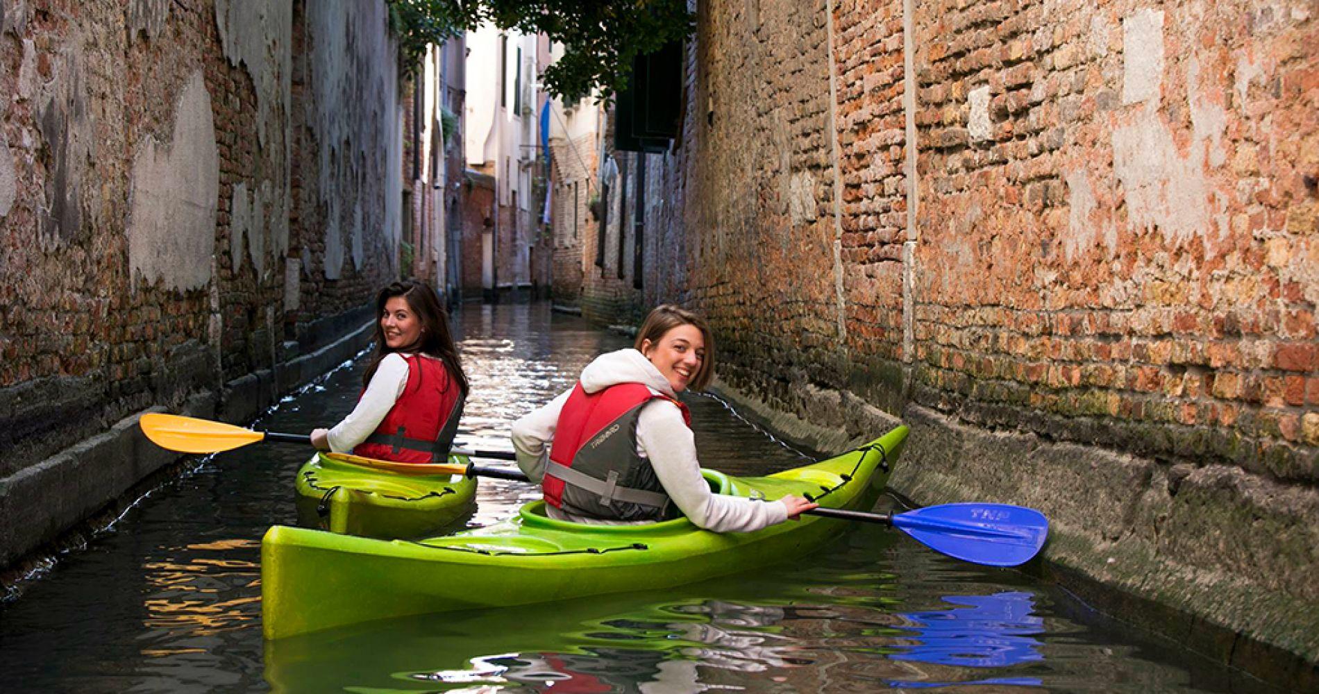 explore venice italy by kayak honeymoon experience