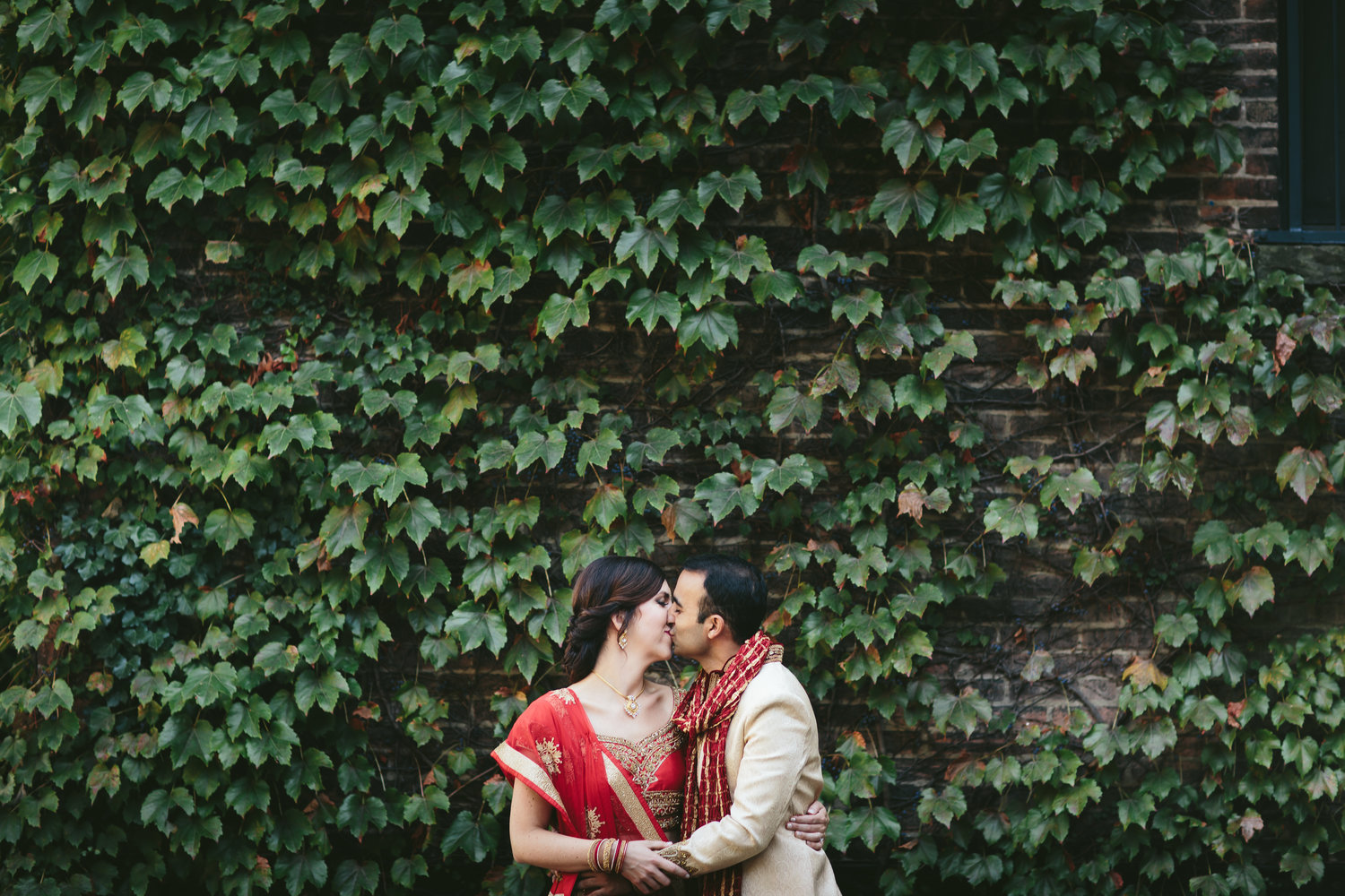 Noreen and Pritesh's Indian American multicultural wedding in Long Island City