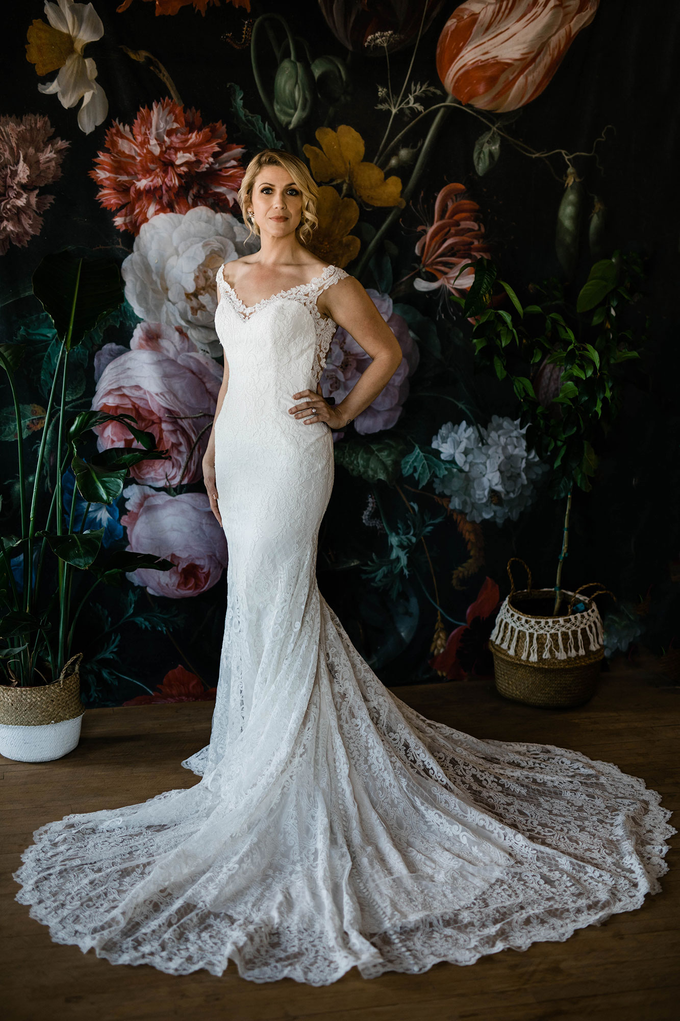 The Kendra Wedding Dress by Audrey Joyce for Urban Set Bride