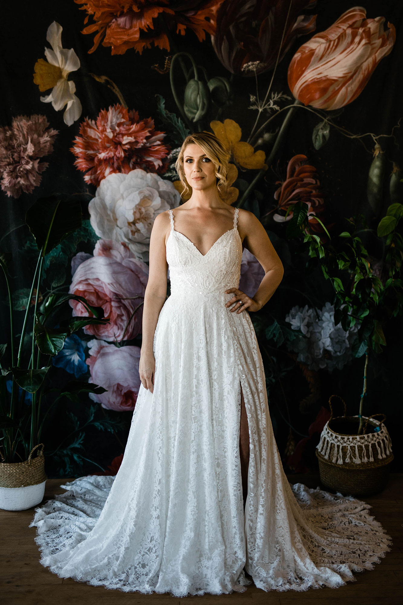 The Bethany Wedding Dress by Audrey Joyce for Urban Set Bride