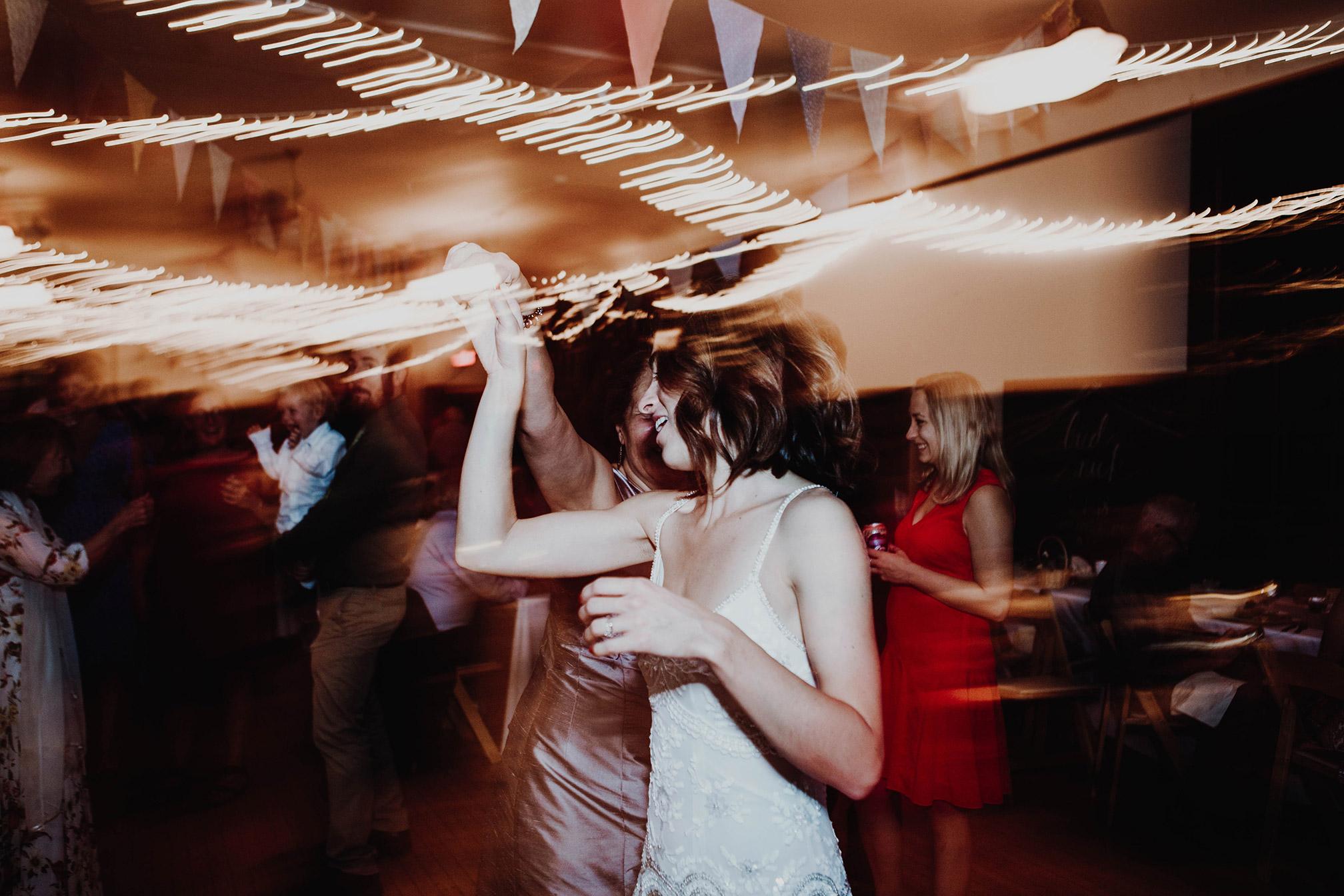 Robyn Nicole Film + Photo Couple Dancing at Wedding