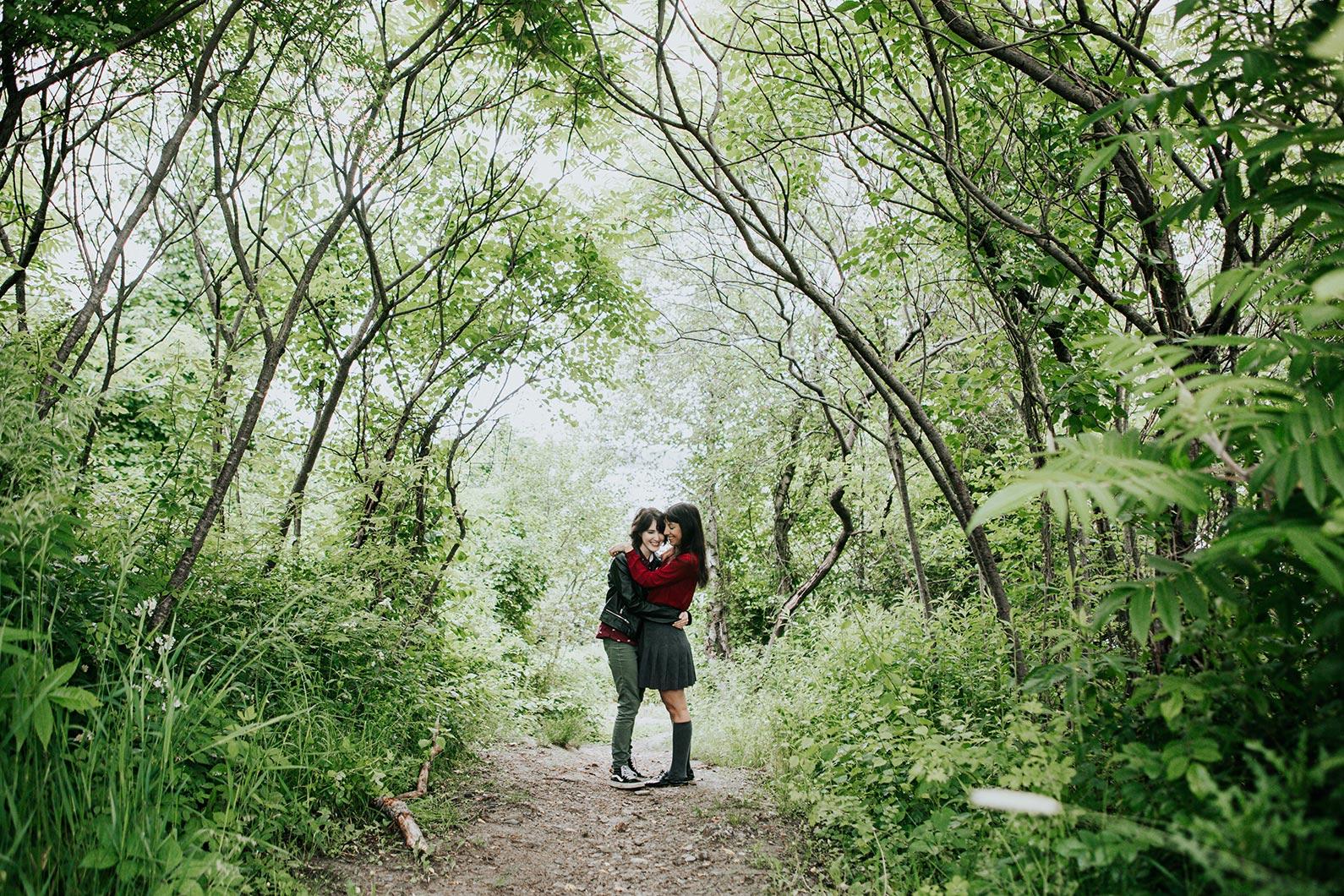 Robyn Nicole Film + Photo Engagement Session